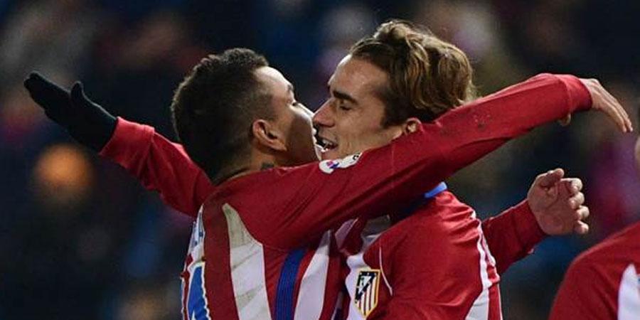 """""""Атлетико Мадрид"""" шөвгийн наймд үлдлээ"""