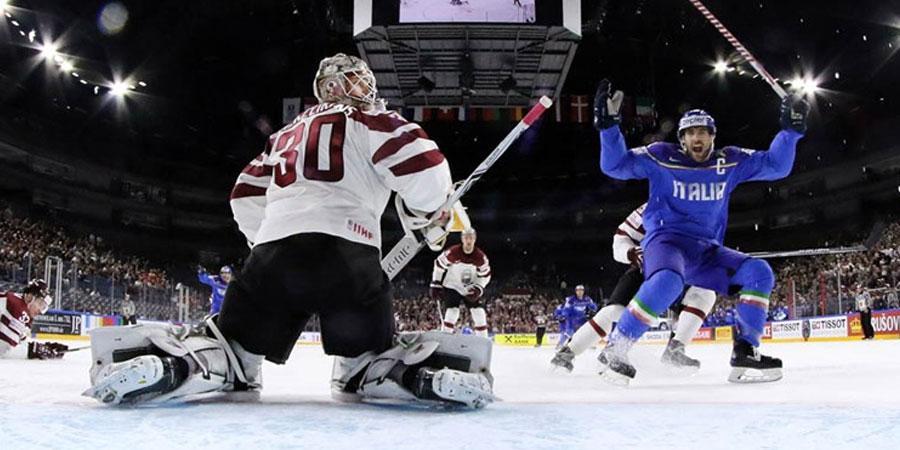 Латвийн хоккейчид А хэсгийг тэргүүлж эхэллээ