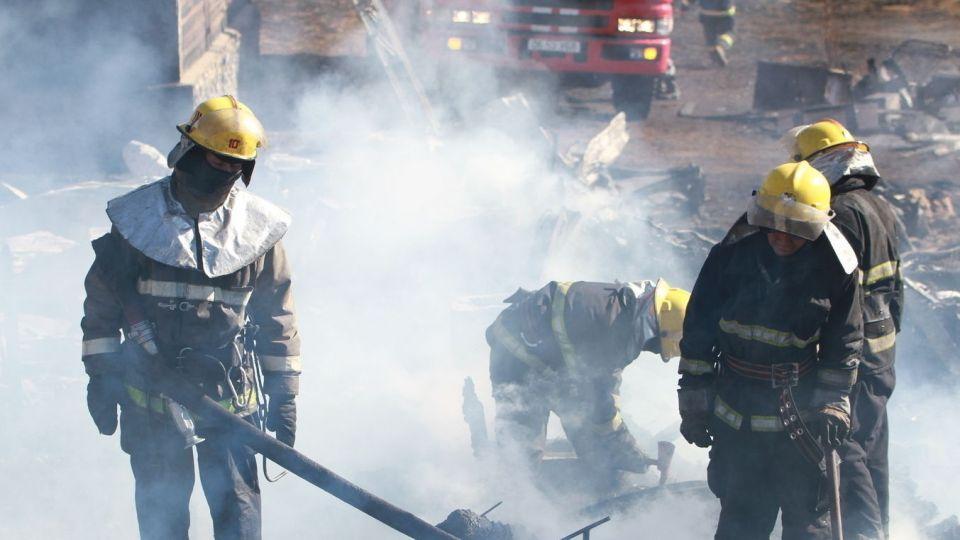 Гал түймрийн аюулаас 24 иргэний амь насыг авран хамгааллаа