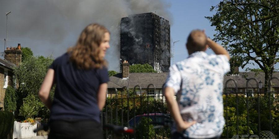 Гал түймрийн улмаас 12 хүн нас барлаа