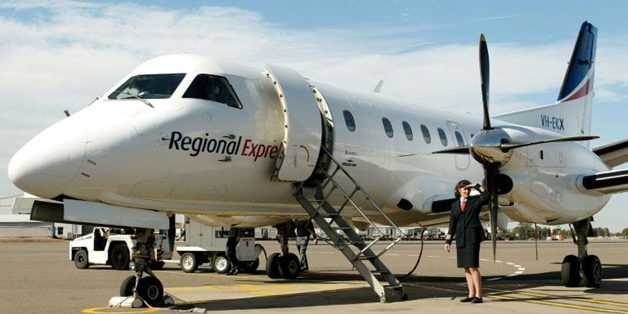 Австралийн зорчигч тээврийн онгоцны сэнс унажээ