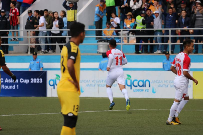 Монголын баг Брунейг 2-0 харьцаагаар хожлоо