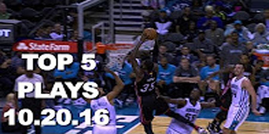 NBA-ын өнөөдөр болсон урьдчилсан тоглолтын шилдэг 10 (16-10-21)