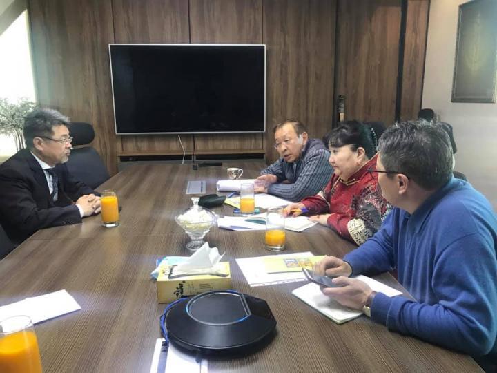 Монгол, Японы байтын тамирчдын хамтарсан бэлтгэл ирэх долоо хоногт эхэлнэ