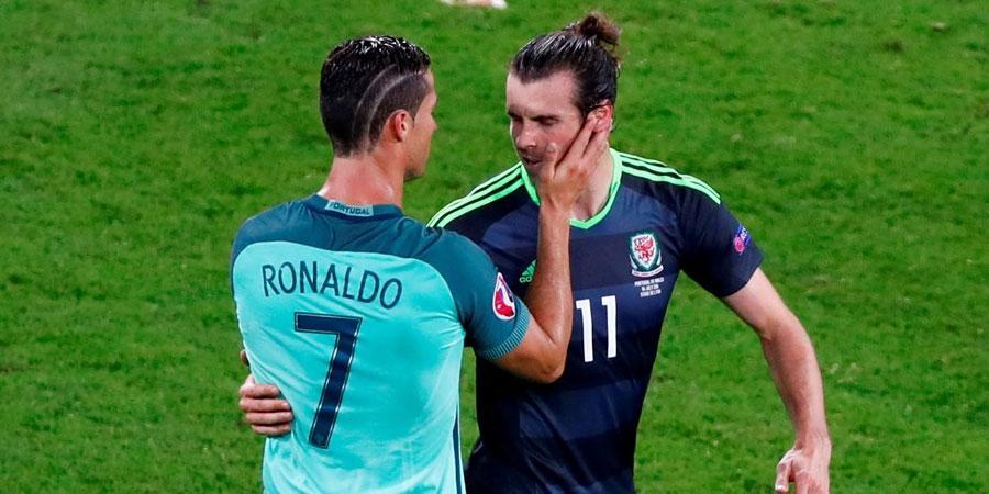 Хагас шигшээд үлдсэн Португал, Уэльсын багуудын тоглолтын тойм бичлэг (EURO-2016)