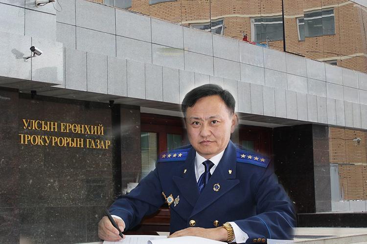 Монгол Улсын Ерөнхий прокуророор Б.Жаргалсайханыг томиллоо