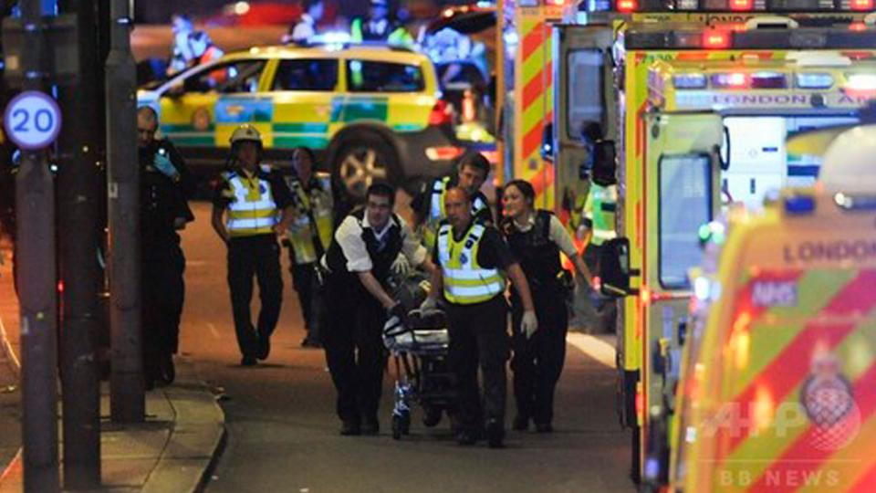 Лондонд халдлага үйлдсэн гурван хэрэгтнийг устгажээ
