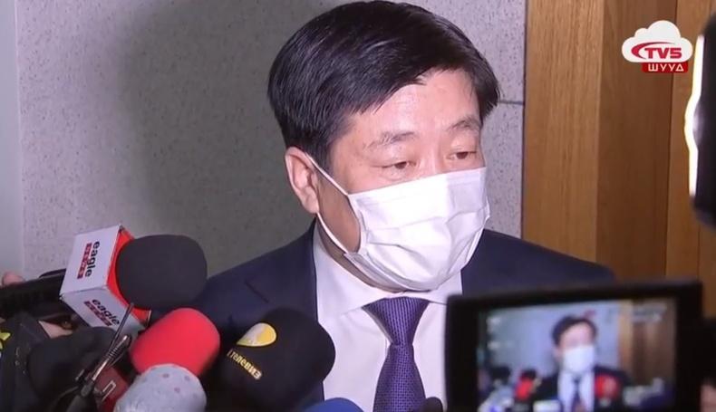 Б.Энх-Амгалан: Эрсдэлт бүлгийн иргэдээ Япон, Солонгосоос тусгай үүргийн онгоцоор авчирна