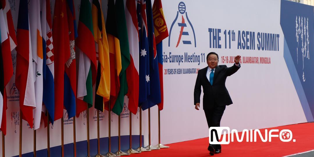 Ц.Элбэгдорж: Монгол бол хүн нь зочломтгой, байгаль нь тансаг, нээлттэй, найрсаг улс