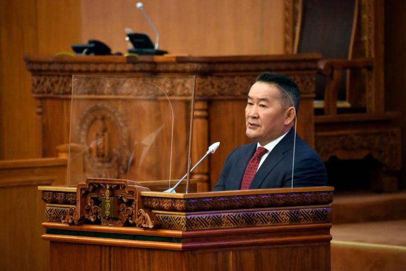 УИХ-ын чуулганы хуралдаанд Монгол Улсын Ерөнхийлөгчийн хэлсэн онцлох 13 эшлэл