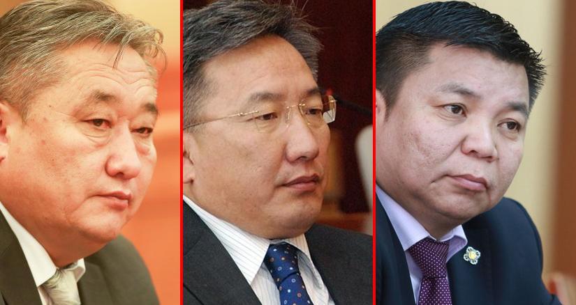 Прокурор маргааш гурван гишүүний бүрэн эрхийг түдгэлзүүлэх хүсэлтийг өргөн мэдүүлэх үү?