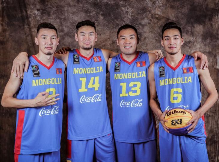 ОХУ-ын багийг Монголын 3х3 шигшээ хожлоо