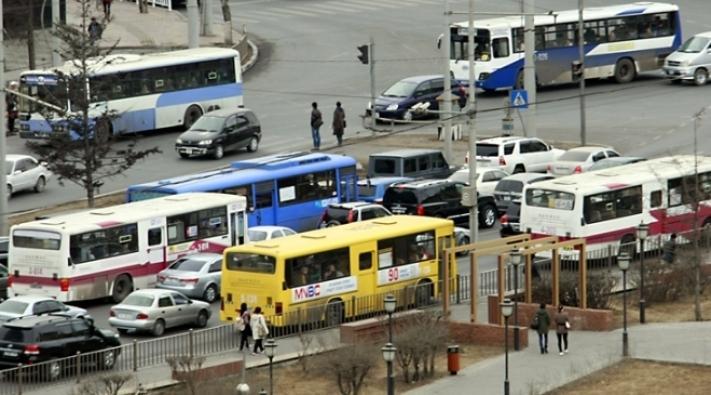 Өнөөдрөөс нийтийн тээвэрт экспрэсс чиглэл нэмэгдэнэ
