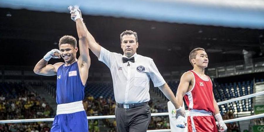 Э.Цэндбаатар ялагдаж, боксчид ганц хүрэлтэй Олимпийг дуусгалаа
