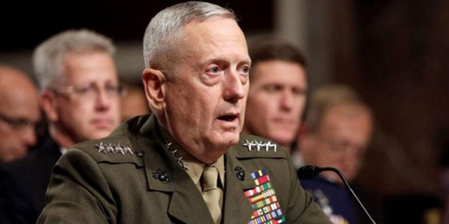 Ж.Мэттис: Хойд Солонгос АНУ руу халдахад, дайн эхлэнэ