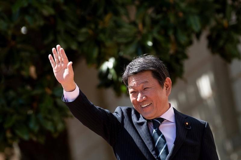 Японы Гадаад хэргийн сайд Мотэги Тошимицү өнөөдөр манай улсад хүрэлцэн ирнэ
