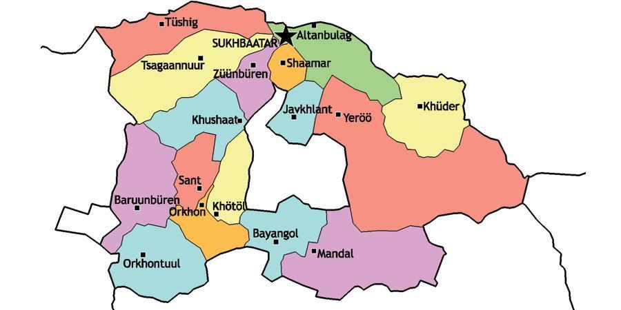 Сэлэнгэ аймгийн Сүхбаатар сумынхан хөлөө жийлцээд эхэлжээ