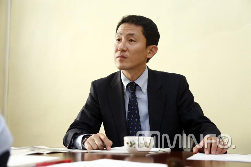 Ямашита Маморү: Монголд Актуар тооцоолол хийх мэргэжилтэн шаардлагатай  байна
