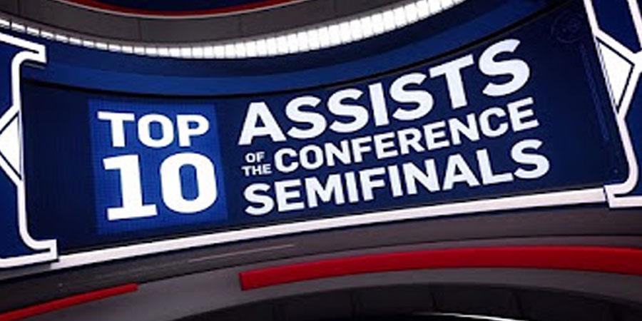 NBA-ын плэй оффын шилдэг 10 дамжуулалт /2017/