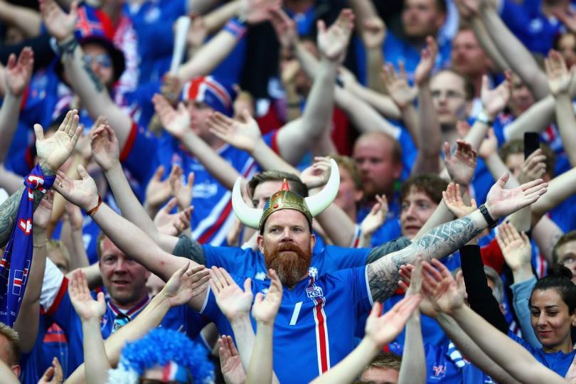 Исландын фанатууд