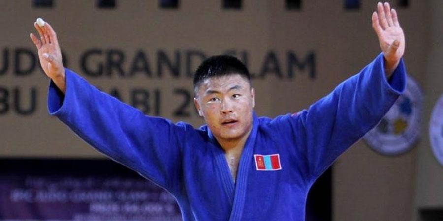 Л.Отгонбаатар медалийн төлөө Гүржийн бөхтэй барилдана