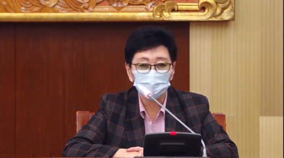 А.Амбасэлмаа: Оршин суух тодорхой хаяггүй гурван хүнээс коронавирус илэрсэн