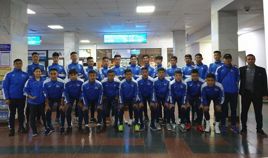 19 хүртэлх насны шигшээ баг Азийн АШТ-ий бэлтгэлээ Малайзад хийхээр мордлоо