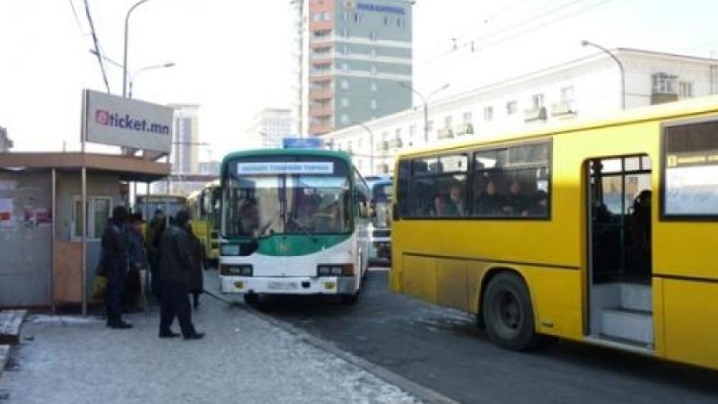 Нийтийн тээврийн 173 автобусыг замын хөдөлгөөнд оролцохыг хориглолоо