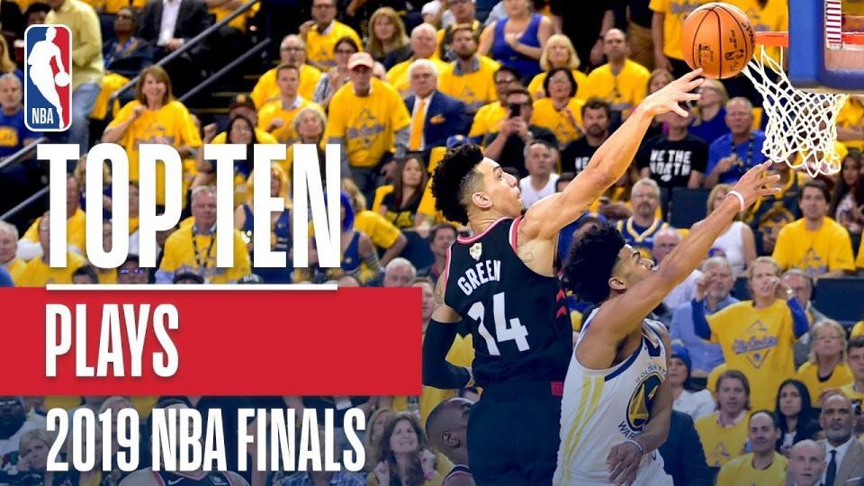 NBA-ын аваргын төлөөх шилдэг 10