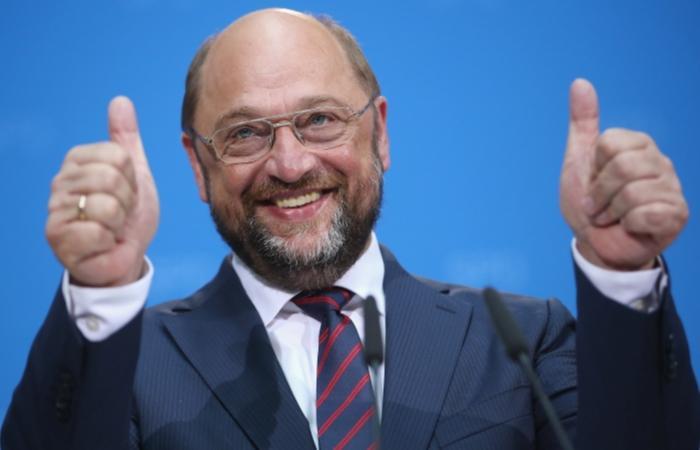Мартин Шульц Германы канцлерт нэр дэвшлээ
