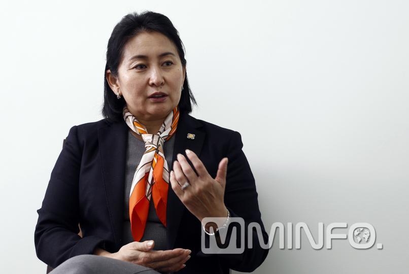 """З.Нарантуяа: Монгол Улс  """"Стэнд бай"""" хөтөлбөрт хамрагдах цаг нь мөн гэж харж байгаа"""