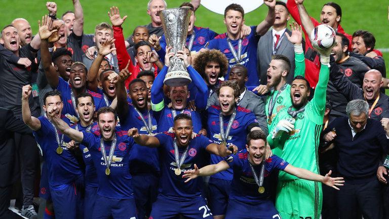 """""""Манчестер Юнайтед"""" Европын гурван цом хүртсэн тав дахь баг боллоо"""