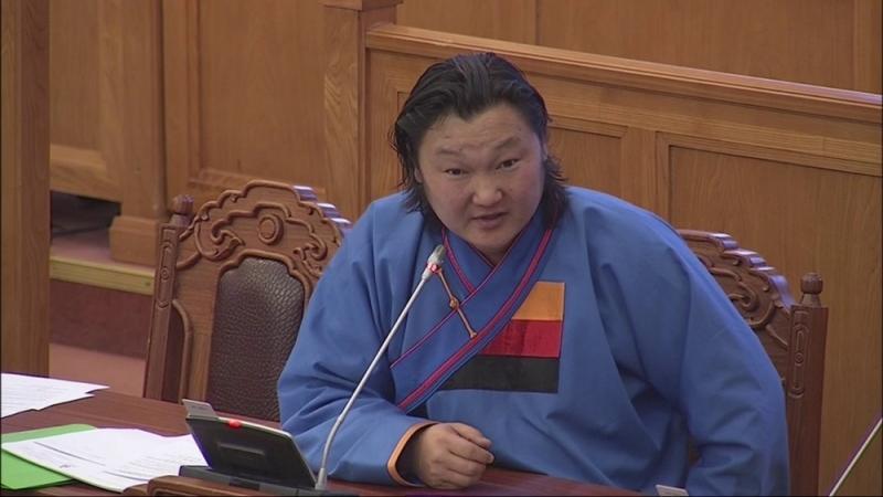 С.Жавхлан: Монгол Улсын төрийн алтан жолоог монгол хүн атгах болсонд баяртай байна