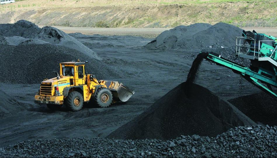 Нүүрс олборлолт аж үйлдвэрийн салбарын үзүүлэлтийг унагав