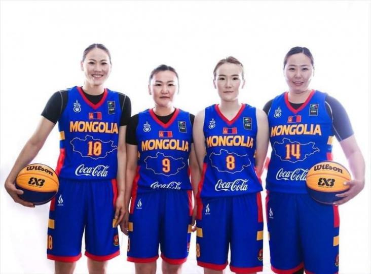 Монгол Улс анх удаа багийн спортын төрлөөр олимпийн эрх авлаа