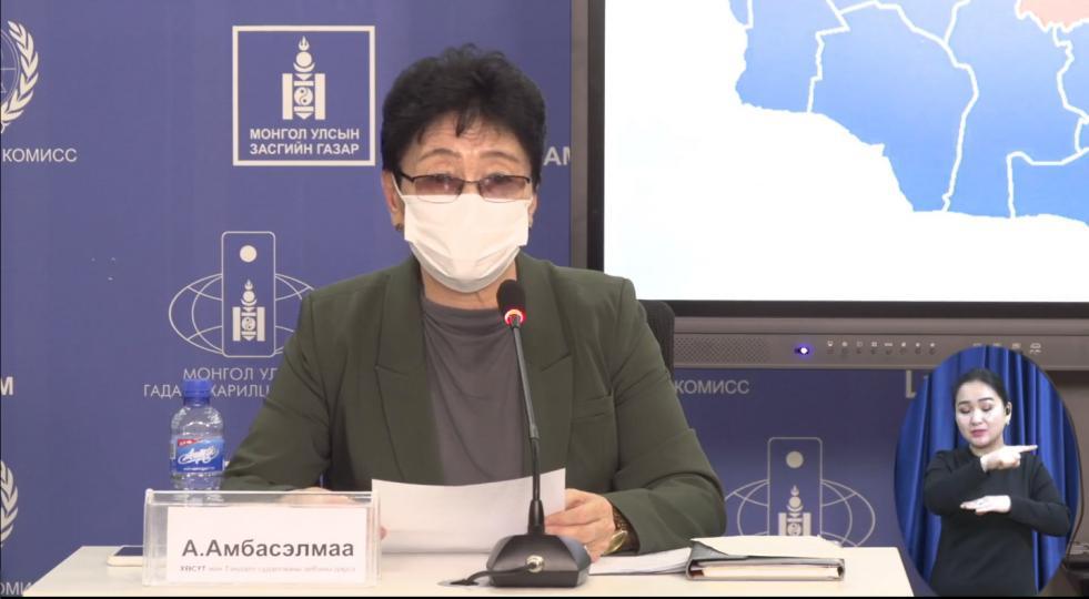 А.Амбасэлмаа: ХӨСҮТ-д эмчлэгдэж байгаа 254 хүнээс маш хүнд 6 хүн байна