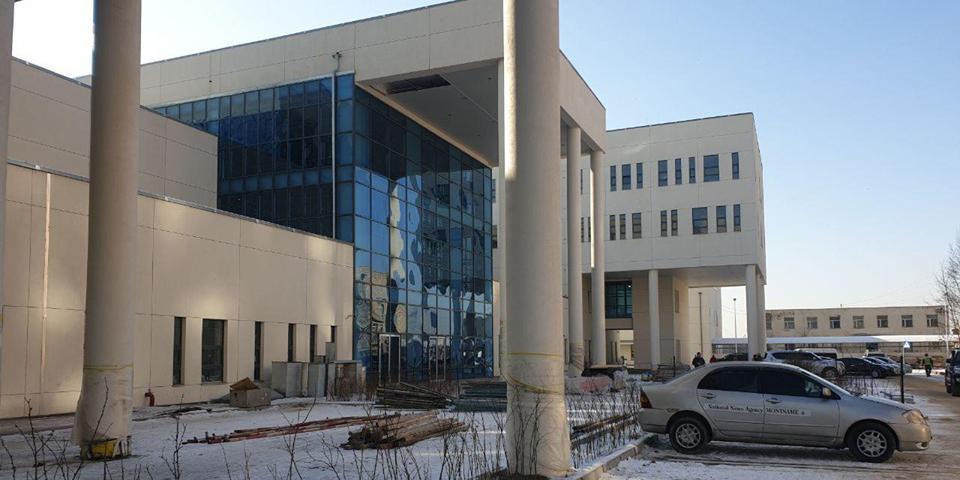 Сонгинохайрхан дүүргийн жишиг нэгдсэн эмнэлэг энэ онд ашиглалтад орно