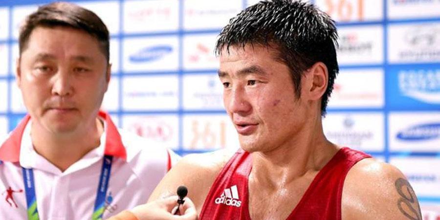 Д.Отгондалай: Би UFC-д орсон анхны монгол тамирчин болохыг хүсч байна