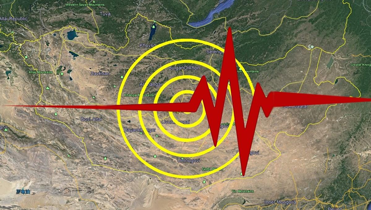 Хөвсгөл аймагт өнөөдөр 6,3 магнитудын хүчтэй газар хөдлөлт боллоо