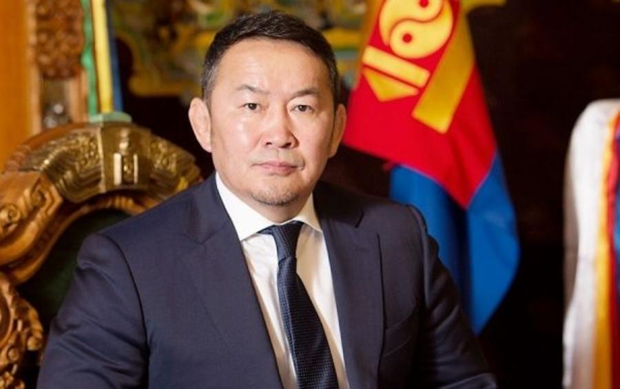 Ерөнхийлөгч Х.Баттулга Монгол Улсын Ерөнхийлөгчийн сонгуулийн тухай хуульд өөрчлөлт оруулах тухай хуульд бүхэлд нь хориг тавилаа