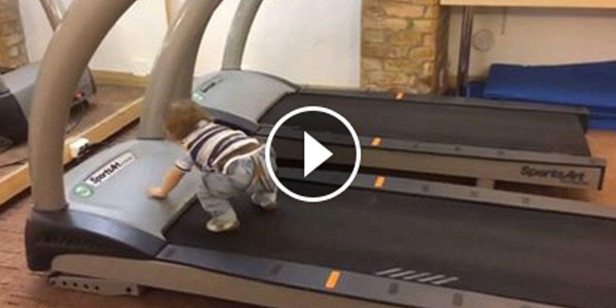 Бяцхан фитнессийн тамирчин