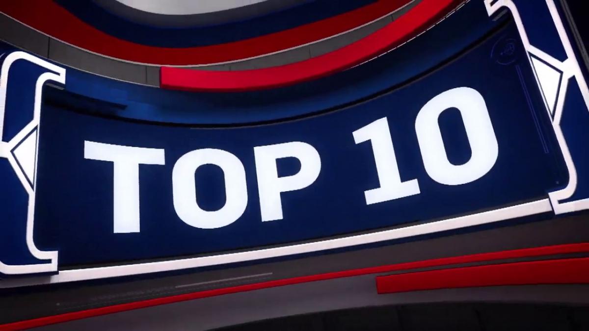 NBA-ын плэйоффын өнөөдрийн шилдэг 10 үзүүлбэр (21-06-07)