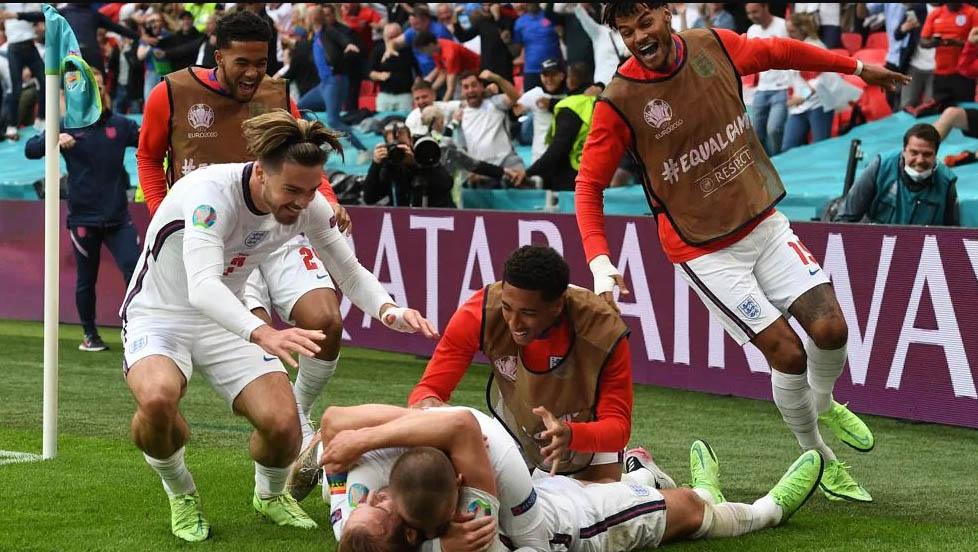 Английн шигшээ EURO 2020-д гоол алдаагүй байгаа цор ганц баг хэвээр үлдлээ /тоглолтын тойм бичлэгтэй/