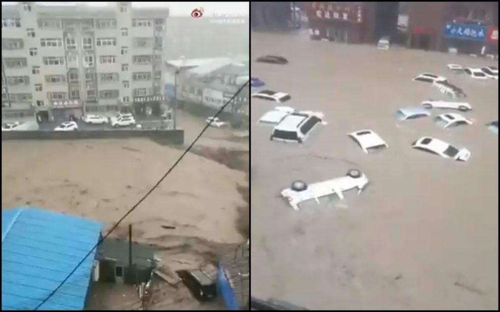Үерийн улмаас метронд ус дүүрч 12 хүн амь үрэгдлээ