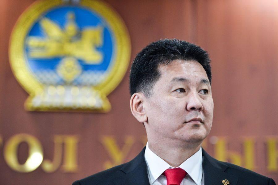 Монглд Улсын Ерөнхийлөгчийн МЭНДЧИЛГЭЭ