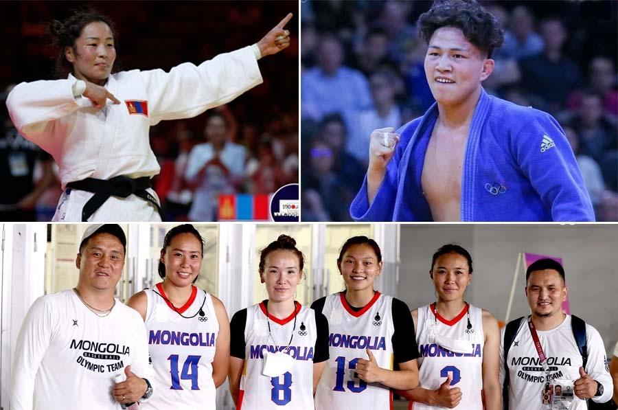 Манай улсын 6 тамирчин спортын хоёр төрөлд өрсөлдөнө