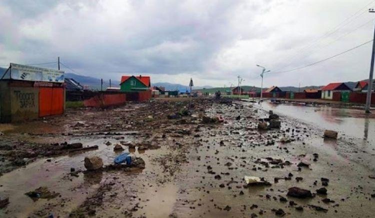 Говь-Алтай аймагт усархаг бороо орж, үер буусны улмаас таван хүн эндсэн харамсалтай явдал болжээ