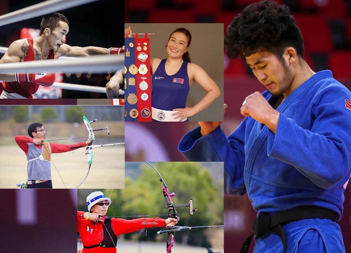 Манай таван тамирчин спортын гурван төрөлд өрсөлдөнө