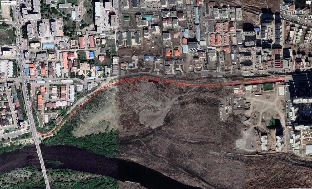 Их Монгол Улсын гудамжийг Зайсангийн гудамжтай холбоно
