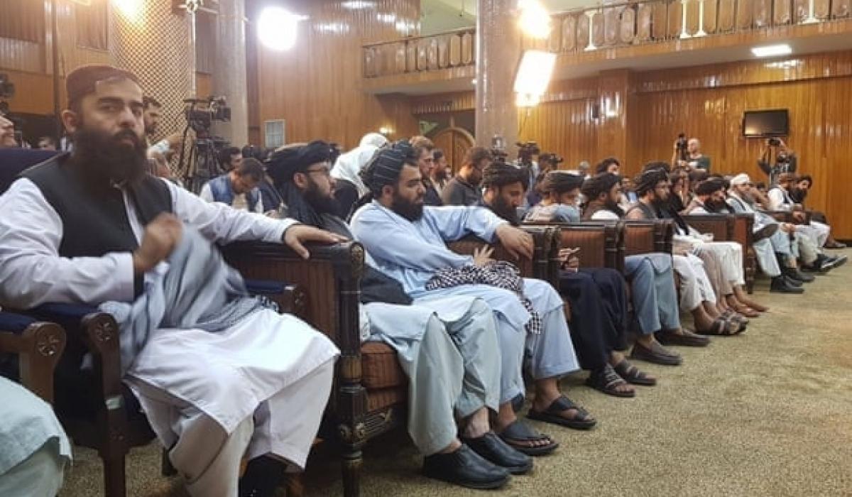 Талибууд түр Засгийн газрын бүрэлдэхүүнийг зарлажээ